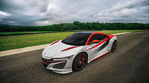 2016 Acura NSX pace car for Pikes Peak revealed