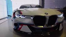 Hear the BMW 3.0 CSL Hommage R engine roar during Paris event [video]