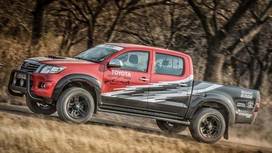 Toyota South Africa celebrates one million Hilux sales with 455 PS one-off
