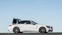 Mercedes S500 and S63 Cabriolet shine in 5 presentation videos