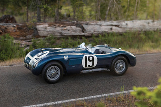 The Jaguar C-Type Launched Jaguar into Racing History