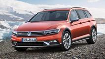 Volkswagen Passat Alltrack goes up for order