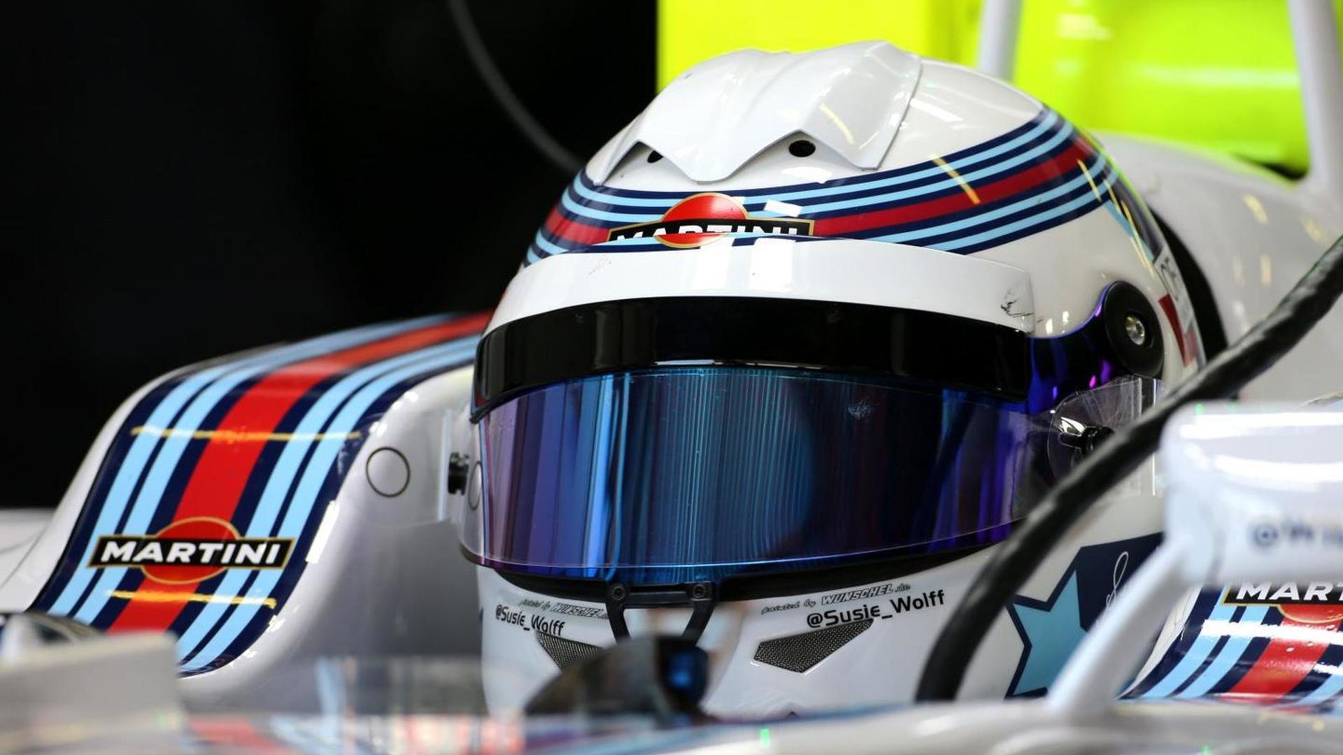 Susie Wolff slams 'all-female F1' series idea