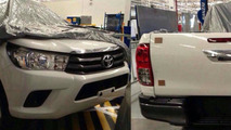 2016 Toyota Hilux returns in revealing interior and exterior pics