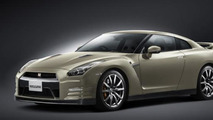 Nissan GT-R 45th Anniversary Edition revealed in Japan