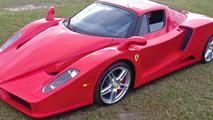 Ferrari F430-based Enzo replica is an awkward 400,000 USD effort