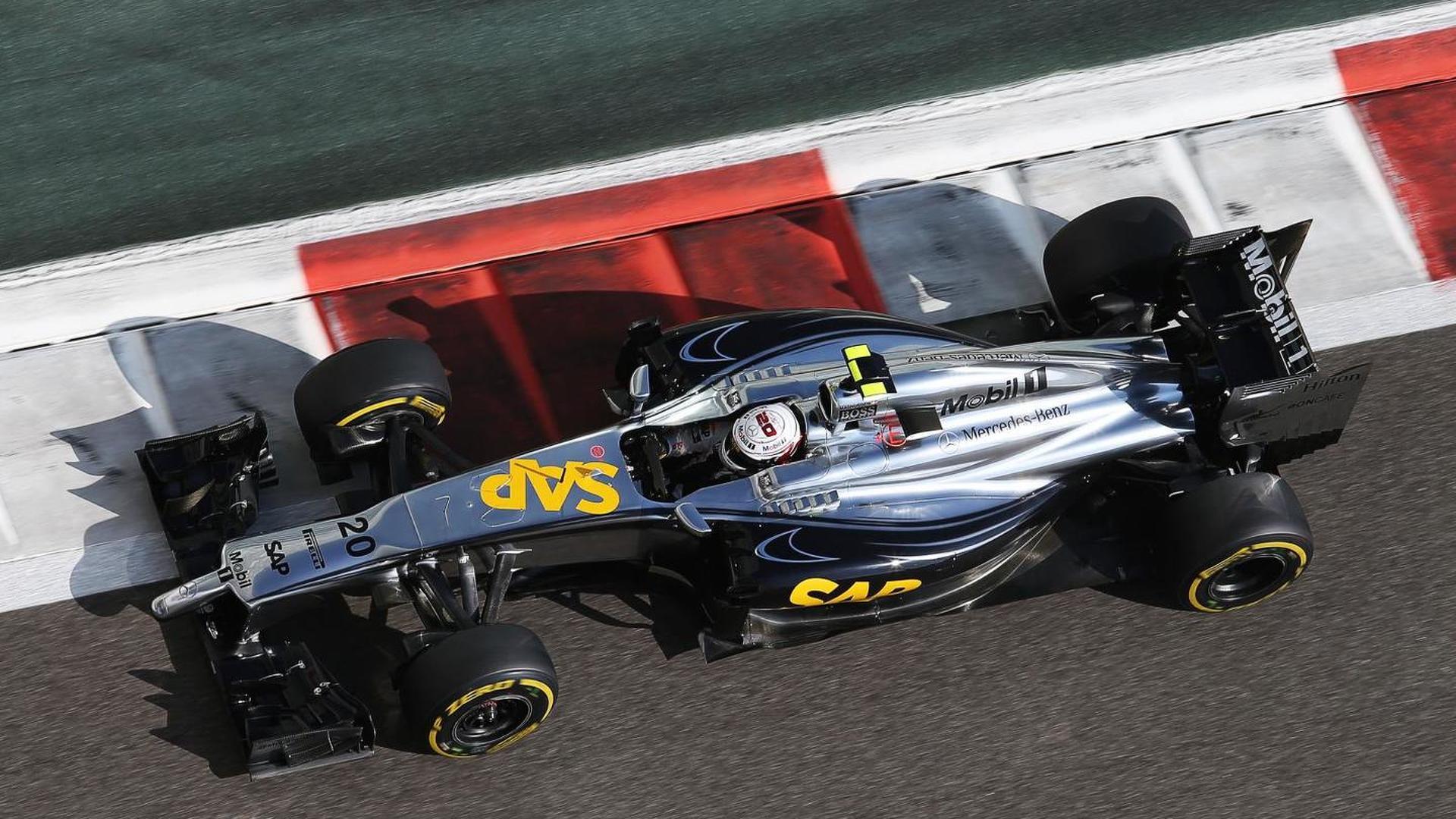 Denmark's Lego rules out McLaren deal