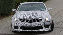 Cadillac ATS-V Coupe spied up close