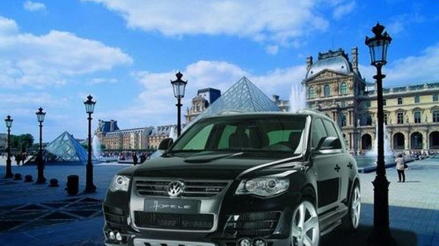 Volkswagen Touareg by Hofele