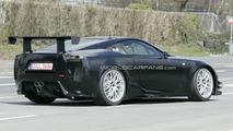 Lexus Announces LF-A Super Car to contest 24 Hours Nurburgring