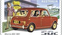 Mini stamp - Australia