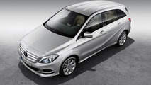 Mercedes-Benz B 200 Natural Gas Drive