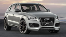 Facelifted 2013 Audi Q5 tuned by ABT