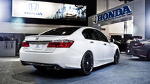 Honda Accord for SEMA 31.10.2012