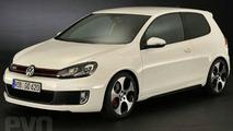 First Images of Volkswagen Golf GTI MkVI Leak Online Ahead of Paris Debut