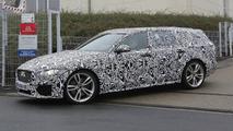 Jaguar XF Sportbrake Spy Shots