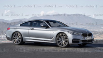 Could a new BMW 8 Series look like this?