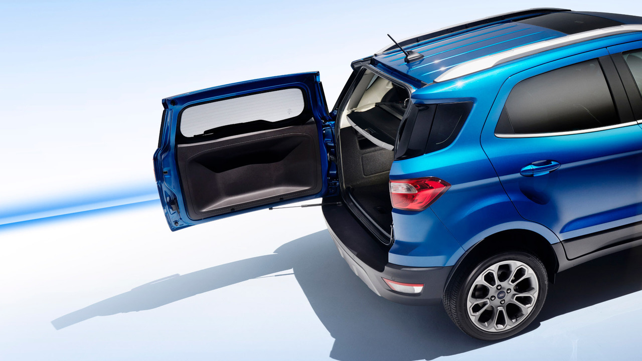 Thread 2018 ford ecosport revealed ford s smallest suv is finally coming to america
