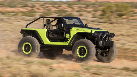 Our 10 favorite Jeep concepts of all time