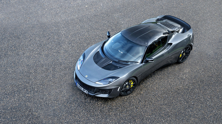Lotus details Evora Sport 410 and confirms U.S. launch for summer 2017