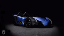 New Canadian company's three-wheel rocket misses release date