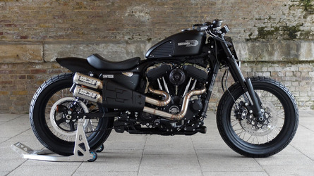Harley-Davidson's Battle of the Kings showcases European custom beauties