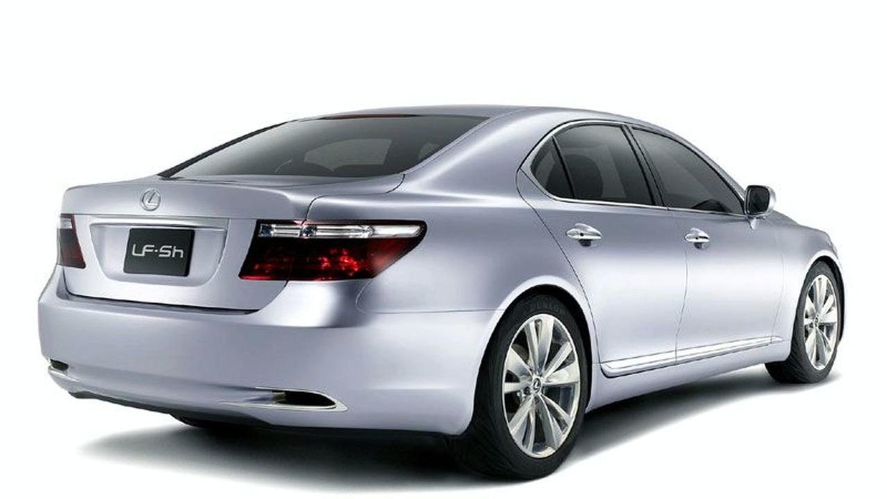 Lexus LF-Sh Concept