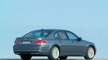 BMW 750i with Shadow Line - Spring 2005 facelift