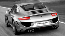 TopCar previews new tuning package for the 2012 Porsche 911