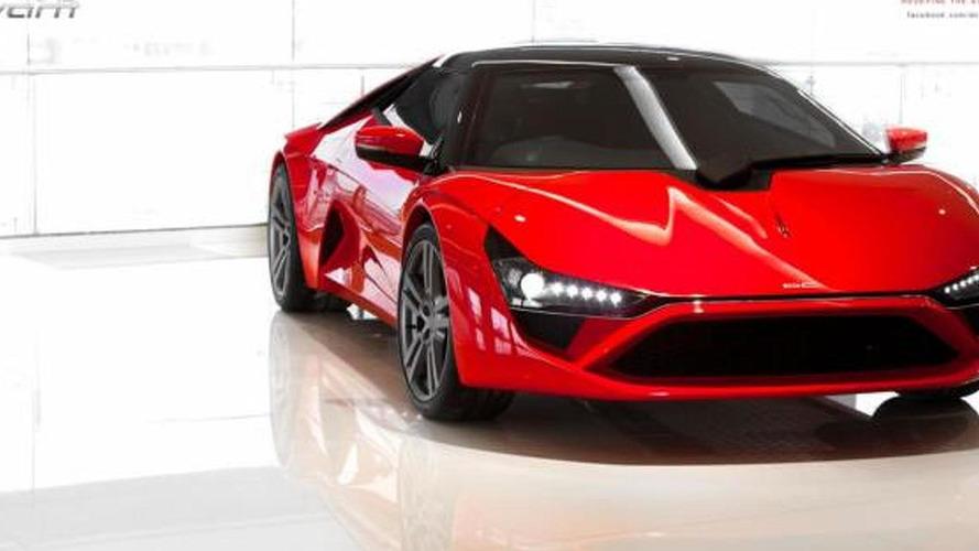DC Design Avanti supercar revealed