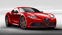 Alfa Romeo's 2017-2020 mystery models speculated and rendered