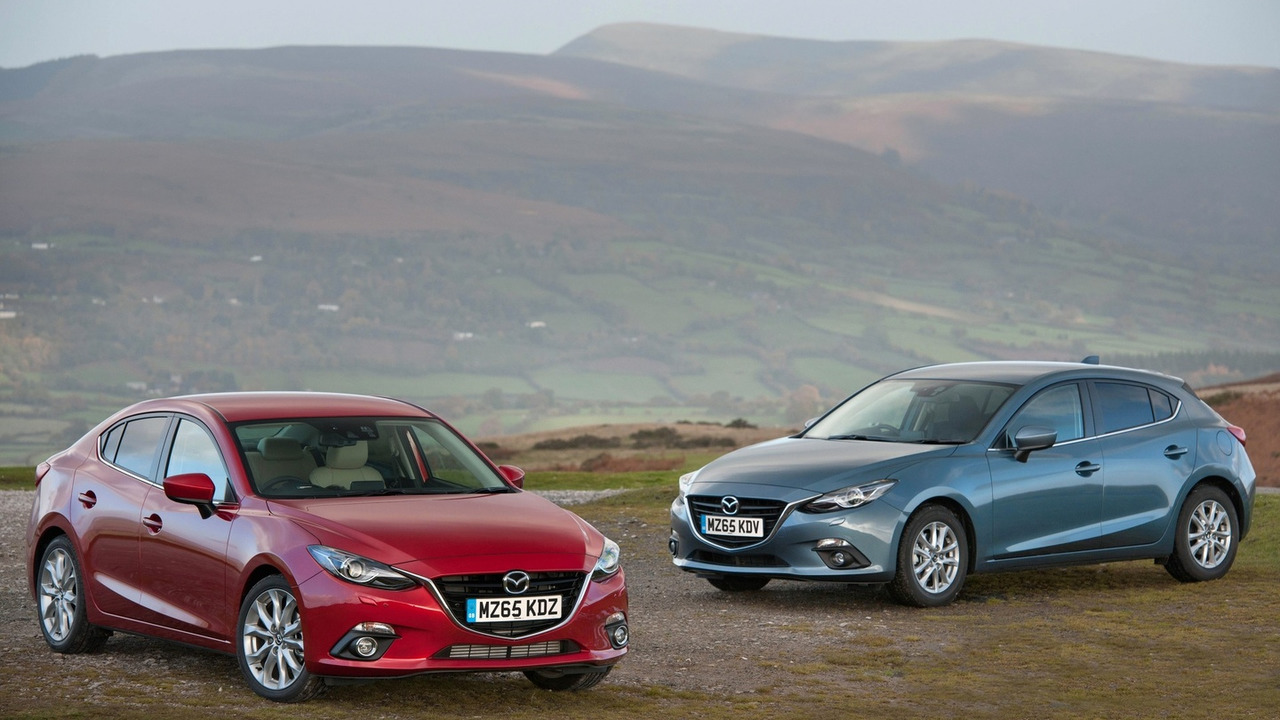 Mazda3 with 1.5 Skyactiv-D