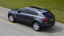 2012 Cadillac SRX gains a new 3.6-liter V6