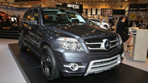 Lorinser Styled Mercedes GLK Unveiled at Essen Motor Show