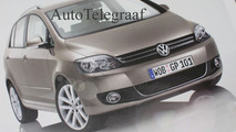 Volkswagen Golf Plus Leaks