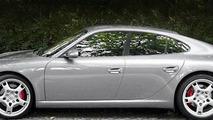Porsche 911 with four doors