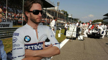 Haug confirms Mercedes talks with Heidfeld