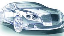 Bentley sports car concept reportedly headed to Geneva