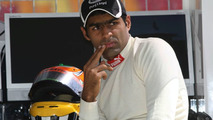 Chandhok thanks Ecclestone for 'superb support'