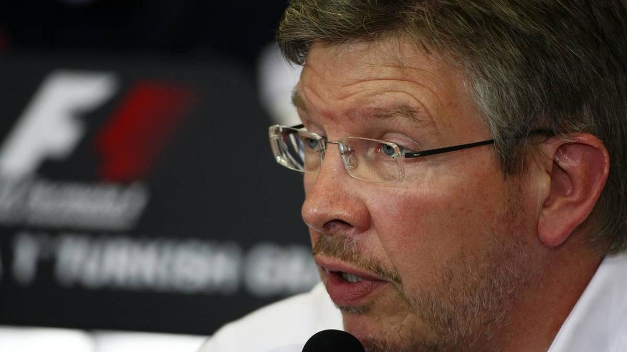 Ross Brawn (GBR) Team Principal, Mercedes GP Petronas, Turkish Grand Prix, 28.05.2010 Istanbul, Turkey
