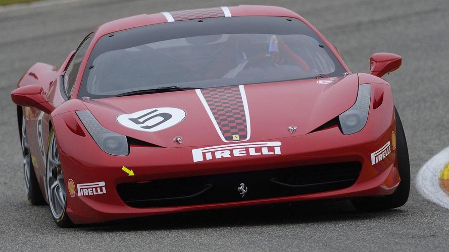 Ferrari 458 confirmed for FIA GT1 Championship