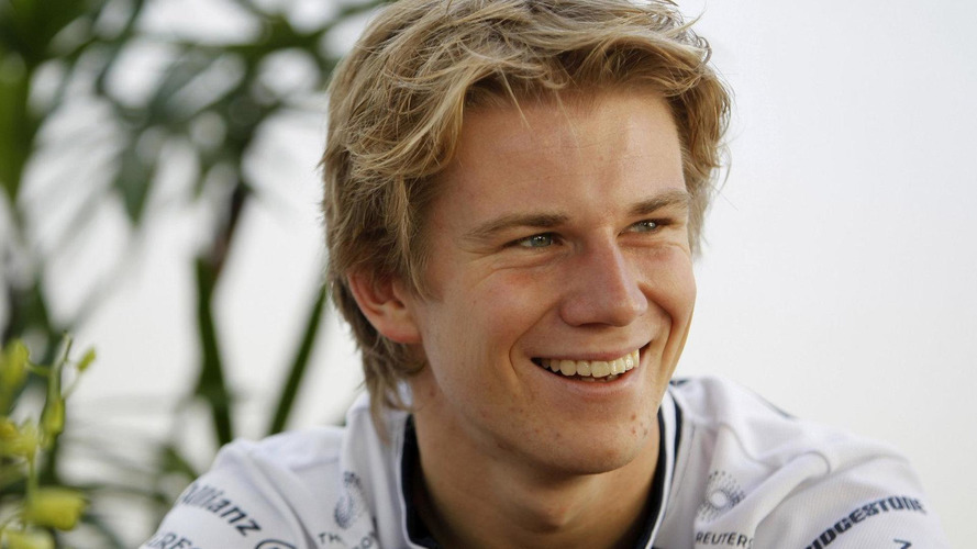 Williams wants Hulkenberg to sign five-year contract