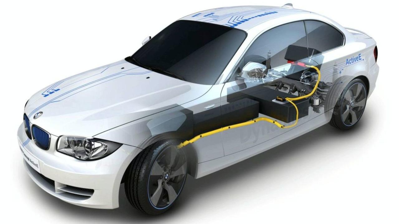 BMW ActiveE Concept 23.02.2009