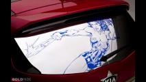 Kia Sportage Wonder Woman Edition