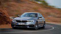 Nouvelle BMW Série 5 - Comme un air de Série 7...