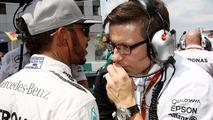 Mercedes: We won't silence Hamilton
