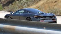 McLaren P14 spy photo