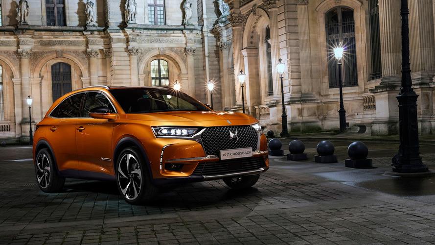 Novo SUV de luxo, DS 7 Crossback é o primo rico do Peugeot 3008