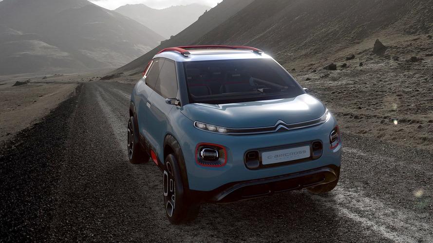 Semana Motor1 - C-Aircross Concept, Frontier