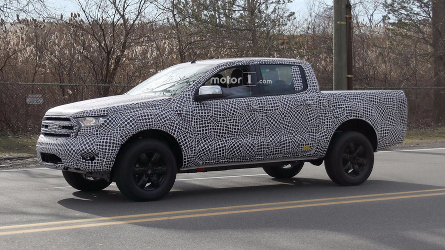 Ford Ranger Exhaust Tip >> Ford Bronco Spied | Autos Post